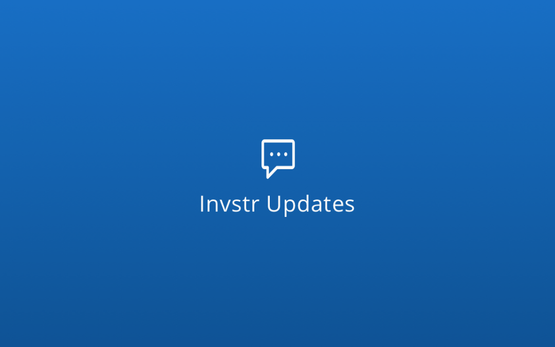 Invstr is Evolving – More Game Updates