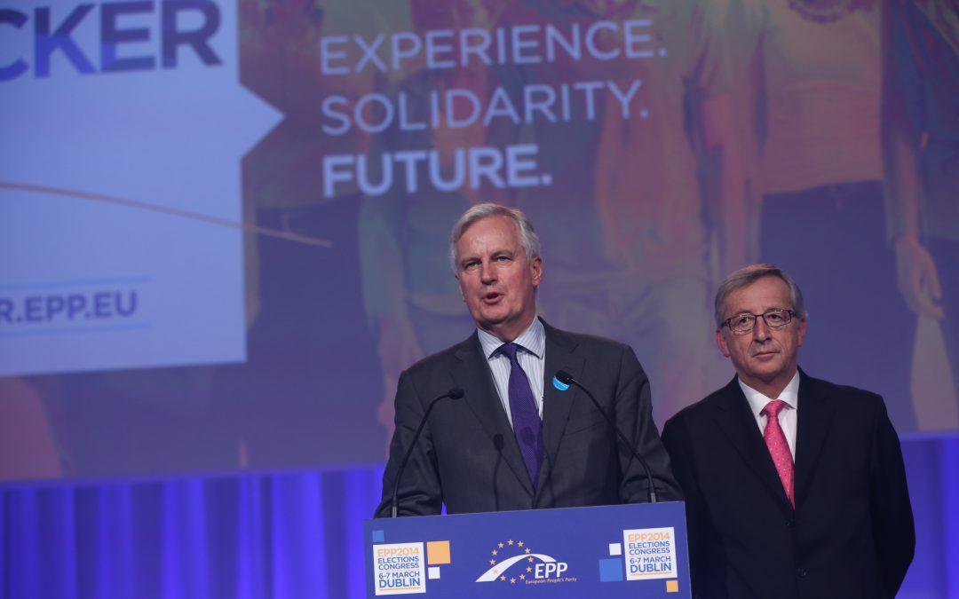 Chief EU Negotiator Barnier Says 'No Way' to a Special Deal for Britain