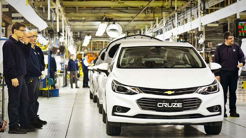 General Motors stock gaining favor with investors despite problems with its Korean operations