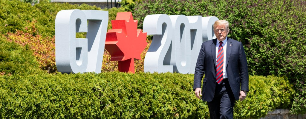 Investors await outcome of North Korea / US summit after G7 debacle