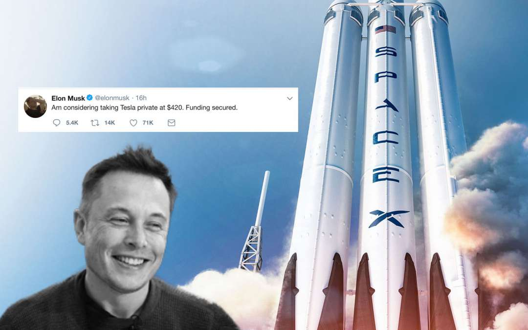 Market Round Up: Rocket man Private Tesla, Americans not in the mood, Sustainable sustainability