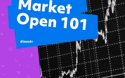 Market Open 101