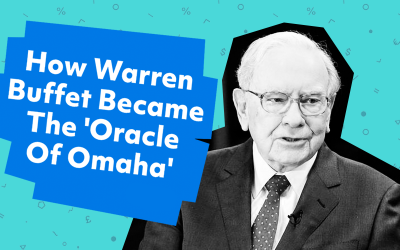 Warren Buffett: From Paperboy  to the 'Oracle of Omaha'