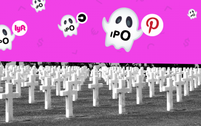 Shutdown Creates IPO Purgatory 👻 World On A Knife Edge 😳