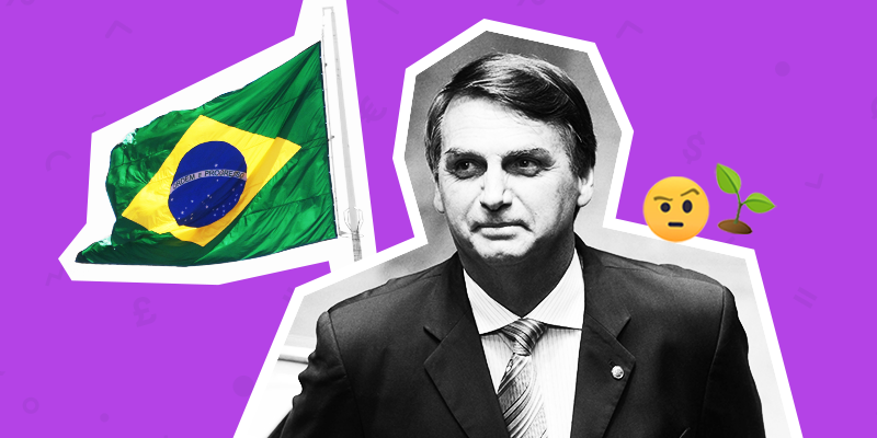 Bolsonaro Tackles Brazil's Pension 👊 Aussie Dollar Finds Its Footing 😬