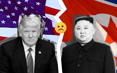 Trump-Kim Summit Stalls Out 🙊 Warm Feb Hurts Energy Sector 🔥
