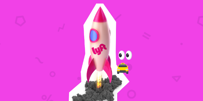 Ready For Lyft Off? 🚀