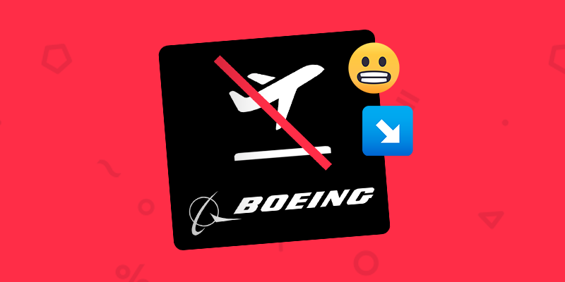 Boeing Stays Grounded ✈