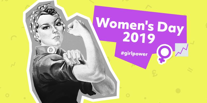 Women's Day 2019 #GirlPower