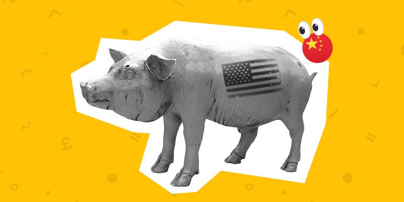China Eyes Up US Pork 🐷 VW Slashes Jobs 💼