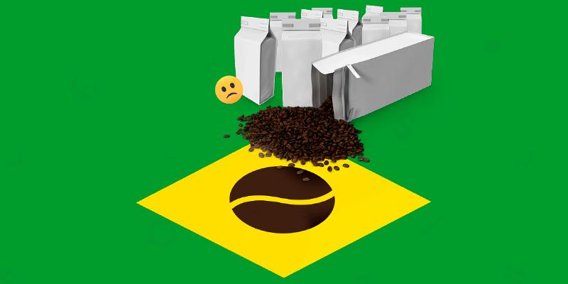 Brazil's Full Of Beans ☕