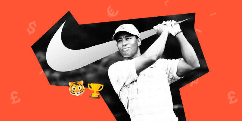 Nike's Faith In Tiger Pays Off 🐯