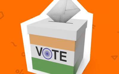 900 Million Vote in India