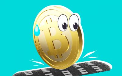 Bitcoin Hits A Speed Bump 🚧