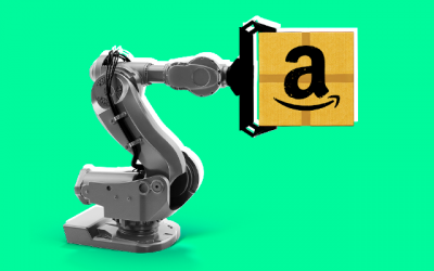 Amazon Boots Up The Bots 📦