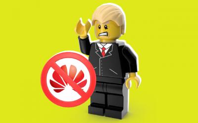 Trump To Ban Huawei? 📡