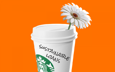 Starbucks Goes Sustainable 🌱