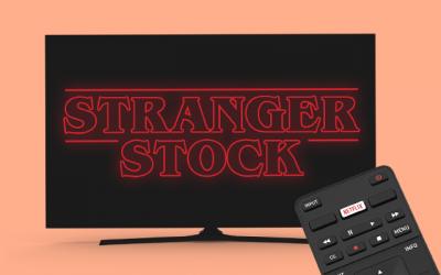 Netflix Be a Stranger Stock 🎪