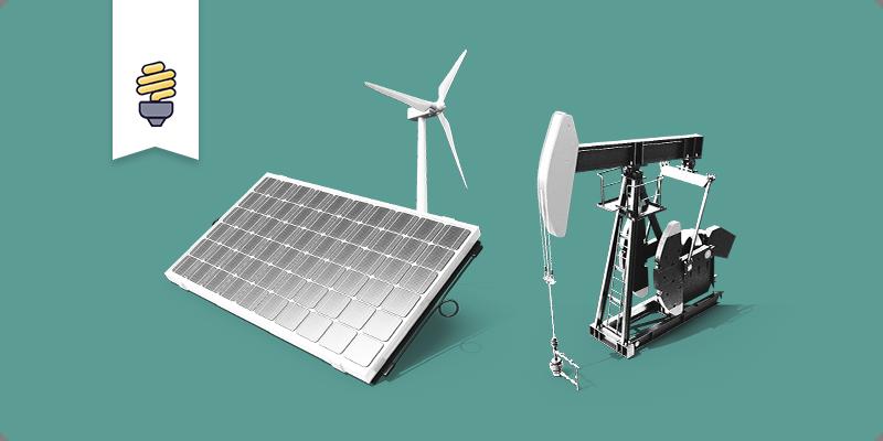 Sector Bird's Eye View: Energy & Environment