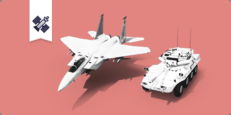 Sector Bird's Eye View: Aerospace & Defense