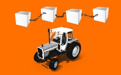 Farmers Get Behind Blockchain 🚜
