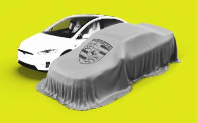 The Porsche Taycan TemptsTeslites 🔌
