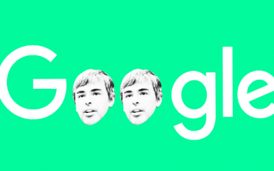 Larry Page Turns a New Page 🔍