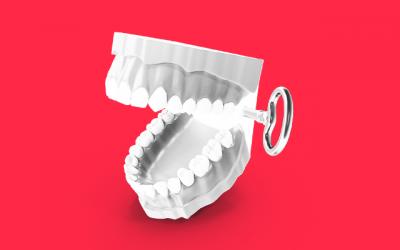 SmileDirectClub Beams From Ear-to-Ear 😄