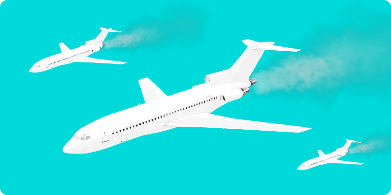 The Money in Flight-Shaming ✈️