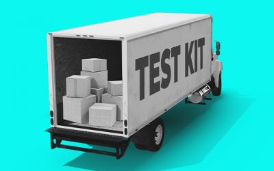 Abbott's Five-Minute Virus Testing Kit 🔬
