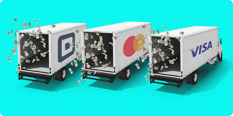 Your $1,200 Cash Courier 💸