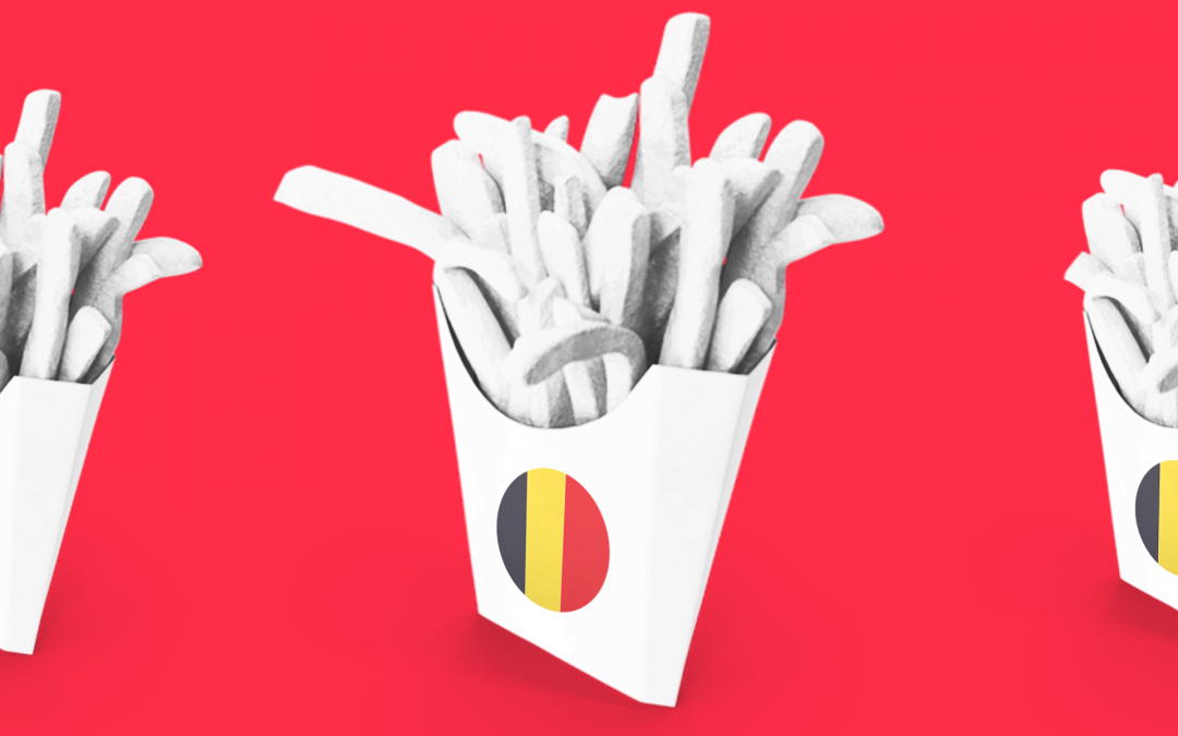 BelgiansOrdered to Eat More Frites 🍟