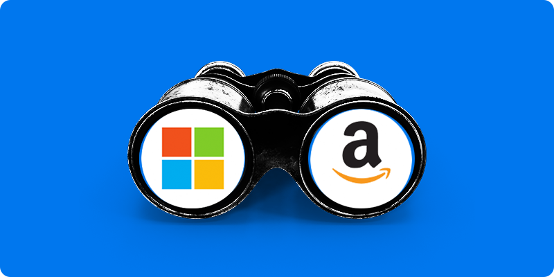 GitHub Causes Problems for Microsoft and You Wouldn't Believe How Big Amazon Really Is 🛍