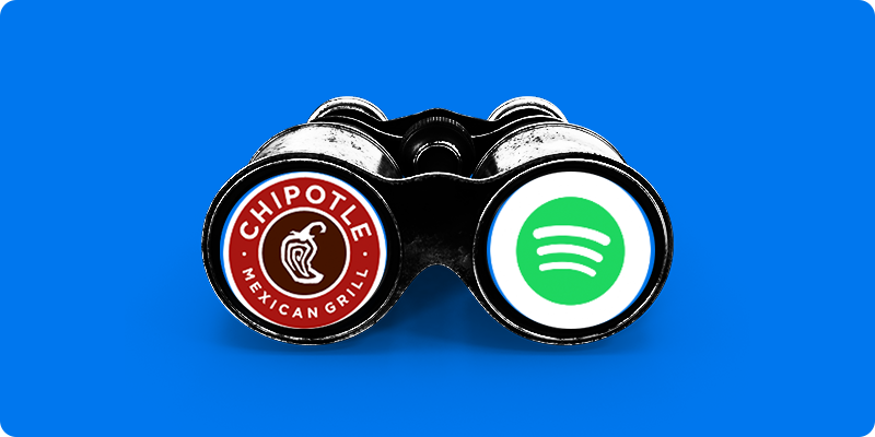 Spotify Closes Yet Another Deal and Chipotle Is Moving Digital 🌯