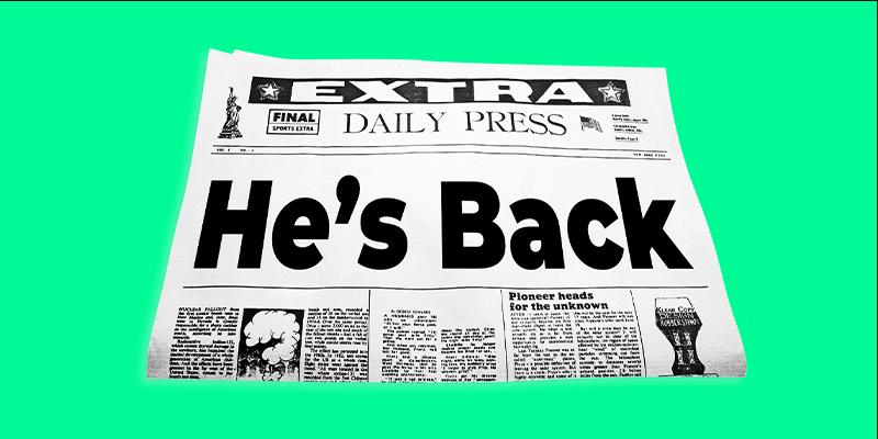 Jack is Back 💸