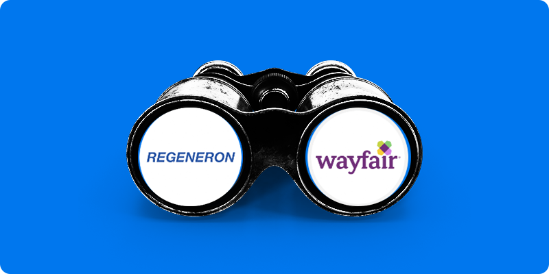 Wayfair Partners with Perigold and Regeneron's Streak of Helpful Drugs 💊