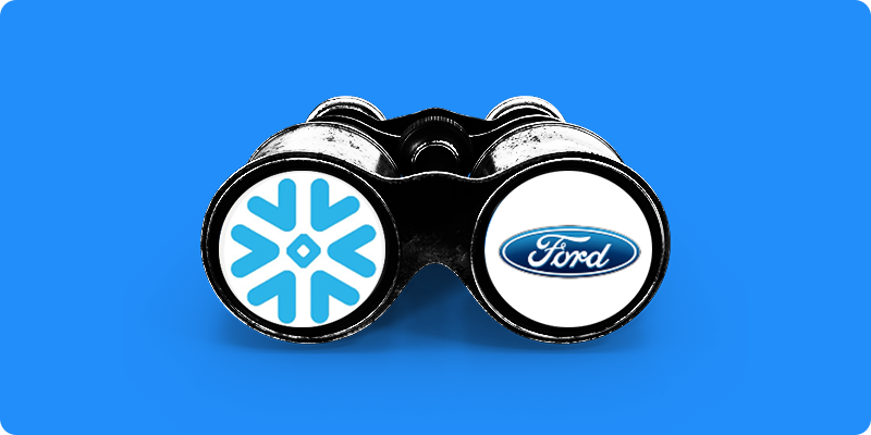 Snowflake Reported Mixed Earnings and Ford Motor's Major Electric Vehicle Announcement ⚡