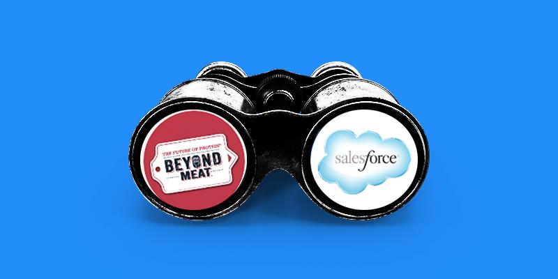 Beyond Meat Reddit Rumors and Salesforce Reported Great Earnings 📈