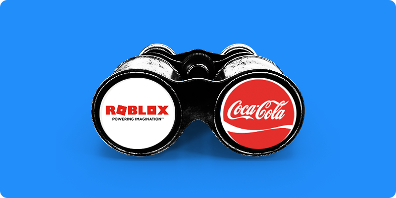 The Coca-Cola Company falls after Cristiano Ronaldo snub and Roblox Corporation shares fall on report of declining users 📉