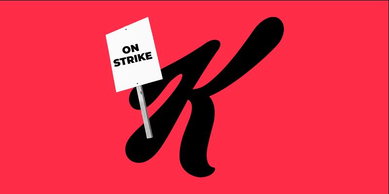 Kellogg Strike ❌