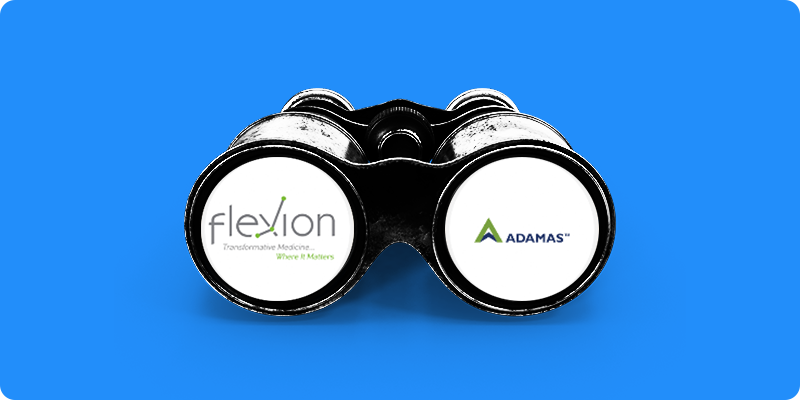 Adamas Pharmaceuticals Was Bought Out and Flexion Therapeutics in Talks for a Buyout Offer 💰